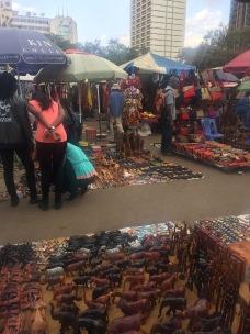 Maasai market!