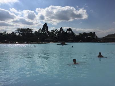 Olkaria Geothermal Pool